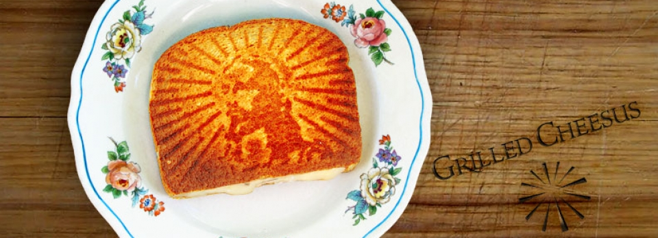 Grilled Cheesus :: Branding & Design