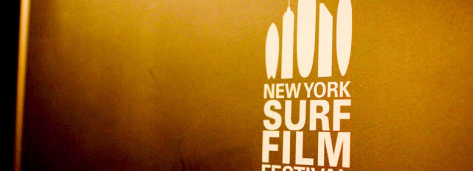 New York Surf Film Festival :: Branding